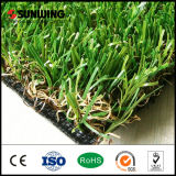 Sunwing 20mm grüner synthetischer Gras-Rasen für die Landschaftsgestaltung des Grases