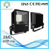 Proiettore esterno luminoso eccellente 100W dell'indicatore luminoso di inondazione del LED