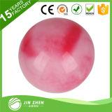 El PVC del juguete de los niños colorea bolas llanas