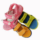 Magic Tape를 가진 형식 Kids Colorful EVA Sports Sandals