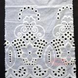 高い生産性ほとんどの普及したアフリカの刺繍のレースファブリック