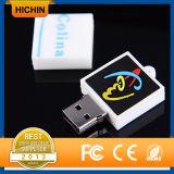 Персонализированная ручка памяти USB PVC