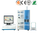 Infrared ad alta frequenza Carbon e Sulfur Analyzer per Stainless Steel