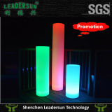 Columna de la boda del LED