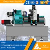Torno convencional do CNC de Tck-42ls, torno de giro do CNC