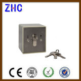 Электрическим переключатель безопасности алюминиевой отливки двери завальцовки управляемый ключом