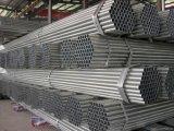 Conduttura d'acciaio saldata dell'armatura rotonda di nero di carbonio