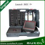 Versão Global Inicie X43 V + Scanner X431 Scanner com sistema completo WiFi / Bluetooth