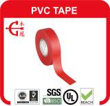 Fita à prova de fogo da isolação do PVC da alta qualidade