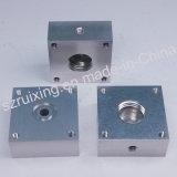 Het Vervangstuk van het aluminium voor Equipment door CNC Machining