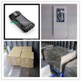 Motorola Cp040 Cp200 Cp140 Ep450 Cp200xls等のための対面無線電池Nntn4851