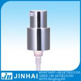 20/415 de bomba de creme de alumínio com o Overcap cheio para o frasco cosmético