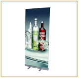 Publicité Portable Pop up Banner Stand