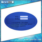 860-960MHz Tamper Proof UHF RFID Windshield Tag
