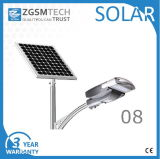 35W Solar-LED Straßenlaterne-aufgeteilter Typ