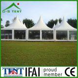 Tenda del Gazebo del giardino della radura della lega di alluminio (GSX-5)