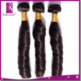 Nenhum Weave super do cabelo do corpo do Split para mulheres pretas