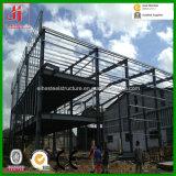 Oficina portal barata pré-fabricada do armazenamento do frame da construção de aço