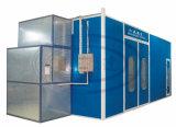 Cabina industriale della vernice della mobilia della cortina d'acqua Wld-WS/cabina di spruzzo
