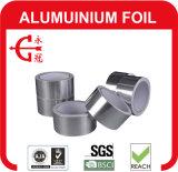 접착성 역행된 알루미늄 호일 테이프