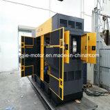 Diesel van de Motor van Cummins Geluiddichte Generator met Controlemechanisme Smartgen