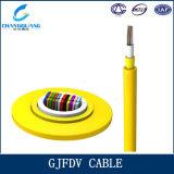 Câble fibre optique de Gjfdv avec le faisceau 48 72 96 144 utilisé dans le réseau de transmission