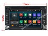 Automobile DVD del Android 5.1 di Witson per sonata della Hyundai (W2-F9900y)