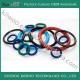 Joint circulaire en caoutchouc de Viton de silicones de joint circulaire de moulage par compression