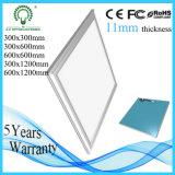 Lúmen elevado & painel 600*600 claro comercial elevado do diodo emissor de luz do CRI