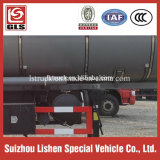 Tri Radachse flüssiger Bitmen halb Schlussteil-Heizungs-Bitumen-Tanker-Transport