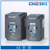 Inversor da freqüência de Chziri VFD 1.5kw 220V para o motor 50/60Hz