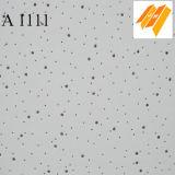 Tablero mineral acústico del techo de las lanas de la fibra/azulejos falsos del techo