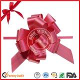 Wondfulはクリスマスの装飾のためのポンポンの引きの弓を印刷した