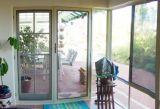 Pantalla de la ventana del insecto del acero inoxidable
