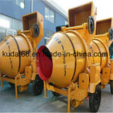 500L Electric Selbst-Loading Concrete Mixer (RDCM500-8EH)