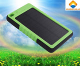 5000mAh USB PowerバンクWaterproof Mobile Phone Solar Charger