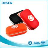 Bolsa médica promocional de los primeros auxilios del kit de primeros auxilios de EVA/coche