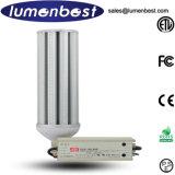 アルミニウムE39/E40 80W LEDポストの上LEDの庭ライト