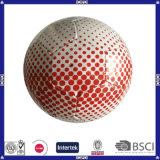 高品質の機械によってステッチされるサッカーボール