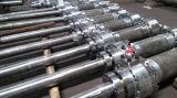 Recambios que dirigen el cilindro del petróleo