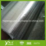 Lienzo ligero Kraft del papel de aluminio de la Triple-Manera del aislamiento termal