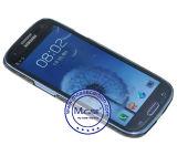 Inclusione cassa reale lucida della Cina alta/opaca di lusso del telefono della fibra del carbonio della superficie 100% per la galassia S3 di Samsung