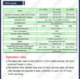 Compartimiento biológico de la seguridad del acero inoxidable (BSC-1600IIA2)