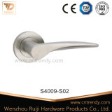 Ss 304か201ステンレス鋼のドアのレバーハンドル(S4008-ZR02)