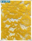أصفر [سبندإكس] شريط بناء مرنة نيلون شريط لأنّ لباس داخليّ بناء
