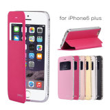 Diamant Leather Cover voor iPhone6