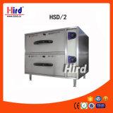 De elektrische BBQ van de Apparatuur van de Bakkerij van Ce van het Verwarmingstoestel van het Voedsel (HSD/2) Machine van het Baksel van de Apparatuur van het Hotel van de Apparatuur van de Keuken van de Machine van het Voedsel van de Apparatuur van de Catering