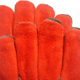 "16 "" перчаток заварки Indstry двойной ладони работая с Ce En12477"