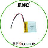 3.7V 230mAhLipo Navulbare Batterij 303033