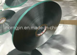 Le papier d'aluminium a feuilleté l'isolation Mylar de rouleau d'aluminium de bande de polyester de film d'enduit dans le grippement de Croll